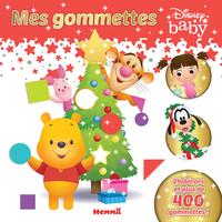 DISNEY BABY - MES GOMMETTES (NOEL)