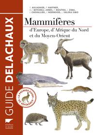 MAMMIFERES D'EUROPE, D'AFRIQUE DU NORD ET DU MOYEN-ORIENT