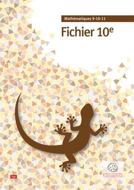 MATHEMATIQUES 9-10-11 - FICHIER 10E