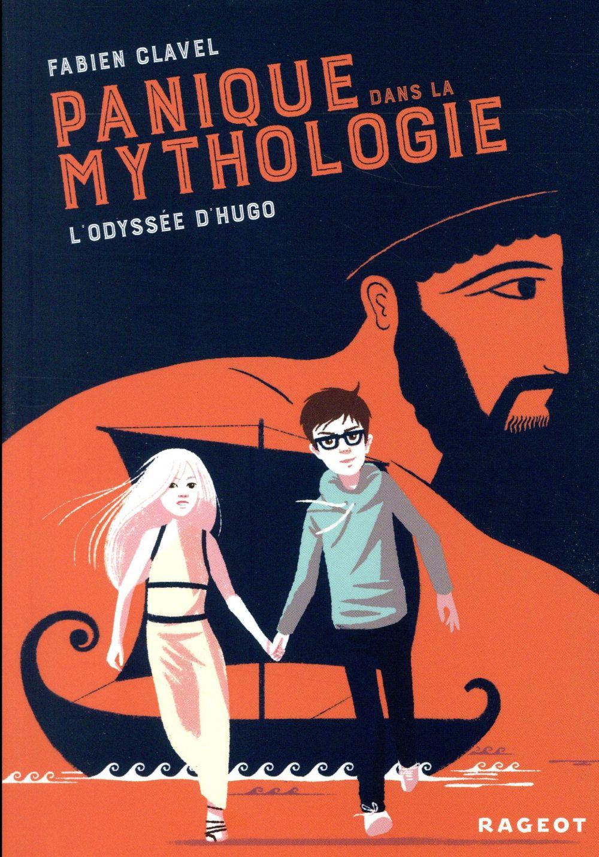 Panique dans la mythologie ! - t01 - panique dans la mythologie : l'odyssee d'hugo