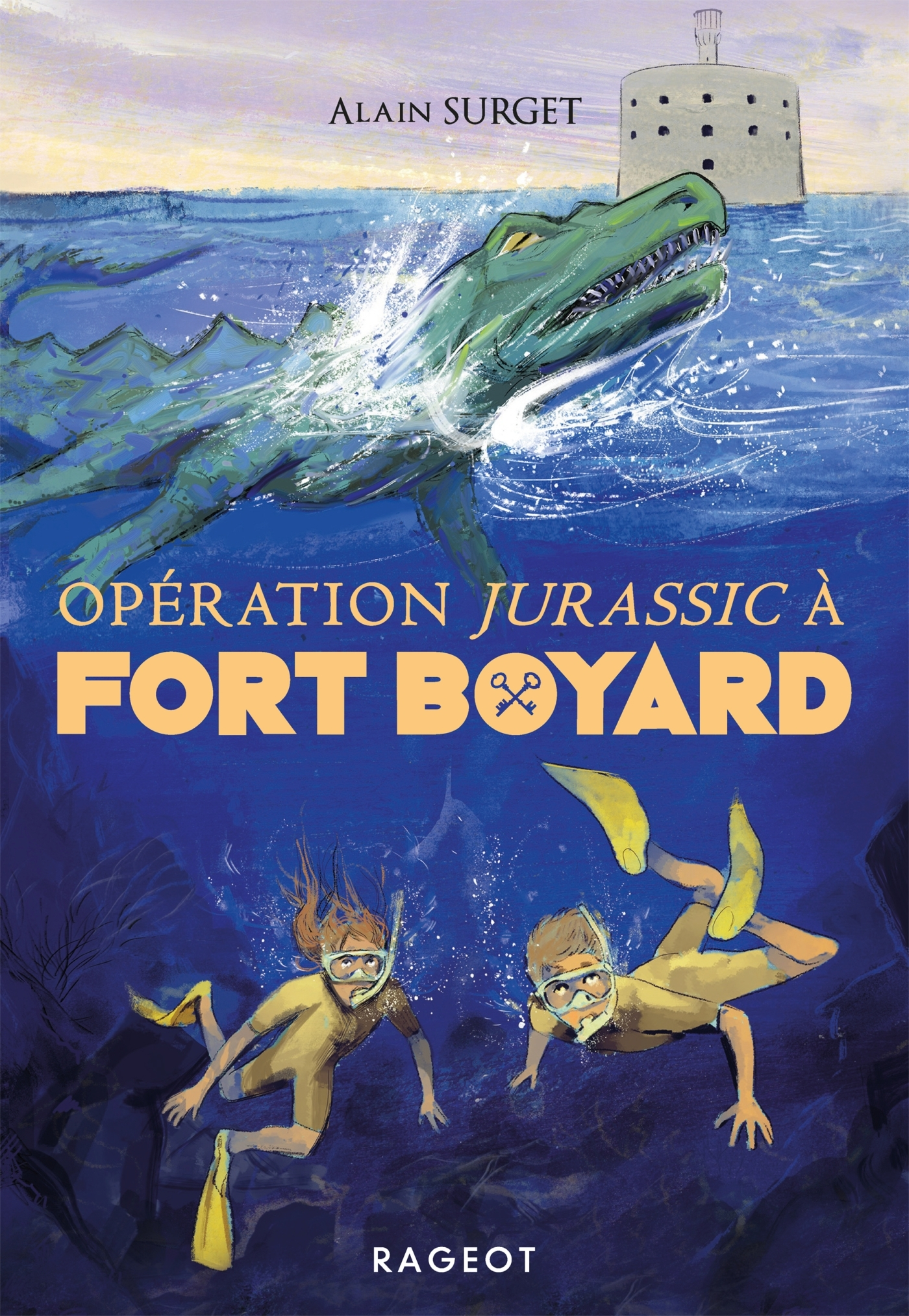 3 - OPERATION JURASSIC A FORT BOYARD
