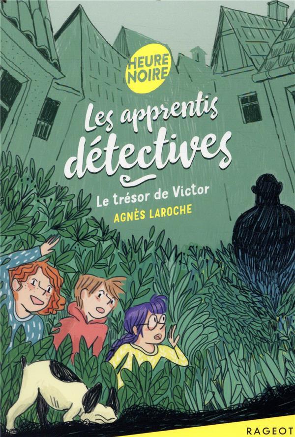 Les apprentis detectives - t04 - les apprentis detectives - le tresor de victor