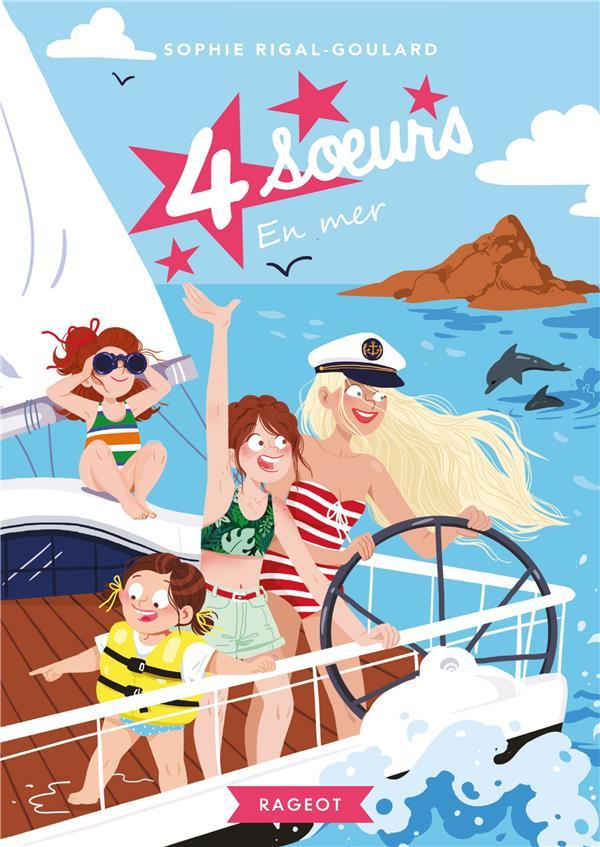 Quatre soeurs - t07 - quatre soeurs en mer
