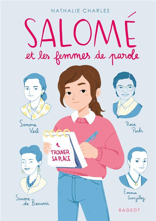 Salome et les femmes de parole - trouver sa place