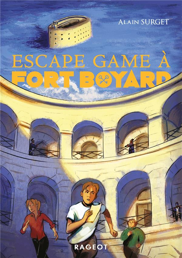 Fort boyard - t04 - escape game a fort boyard