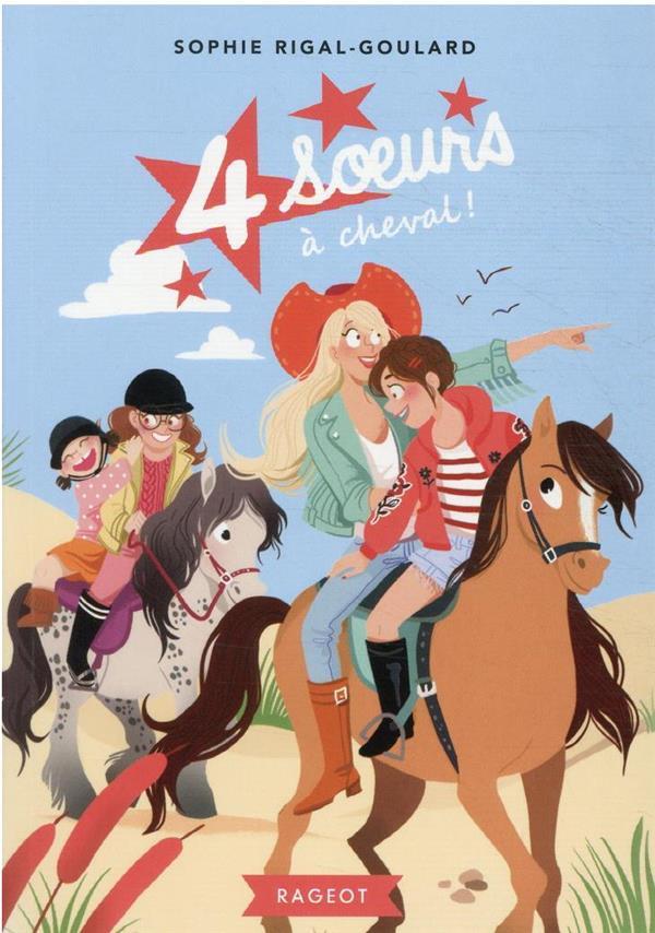 Quatre soeurs a cheval !