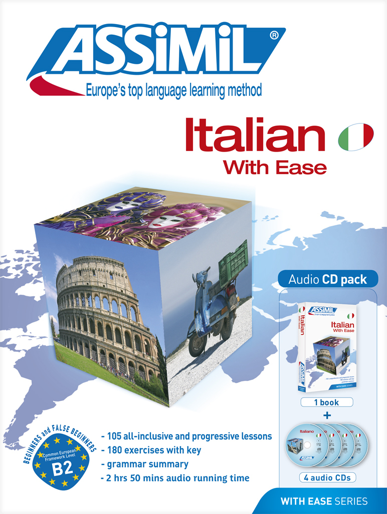 PACK CD ITALIAN WITH EASE
