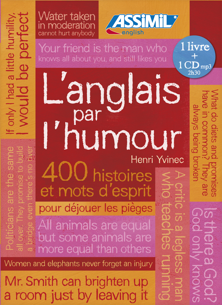 PACK MP3 ANGLAIS HUMOUR 2012