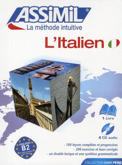 Pack cd italien nlle ed