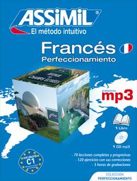 PACK MP3 FRANCES PERF.