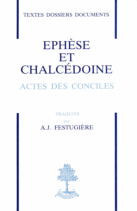 EPHESE ET CHALCEDOINE