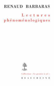 LECTURES PHENOMENOLOGIQUES