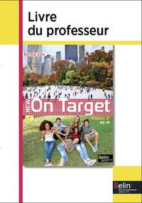 NEW ON TARGET - 2E (2014) - LIVRE DU PROFESSEUR