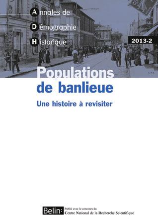 ADH 2013-2 - POPULATIONS DE BANLIEUEUNE HISTOIRE A REVISITER
