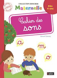 CAHIER DES SONS - NOUVELLE EDITION
