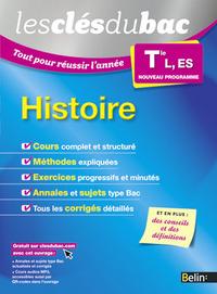 HISTOIRE - TERMINALE L, ES - LES CLES DU BAC