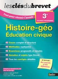 CLES DU BREVET TOUTE L'ANNEE HIST GEO 3E-2015