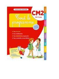 TOUT LE PROGRAMME CM2