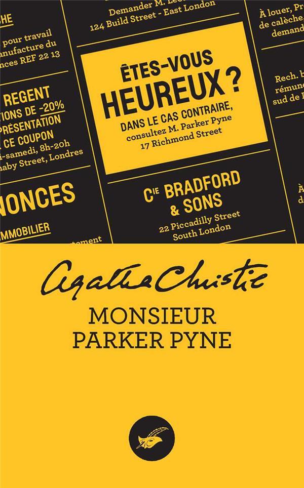 Monsieur parker pyne (nouvelle traduction revisee)