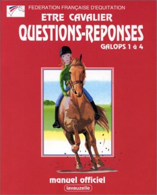 GALOPS 1 A 4 QUESTIONS REPONSES