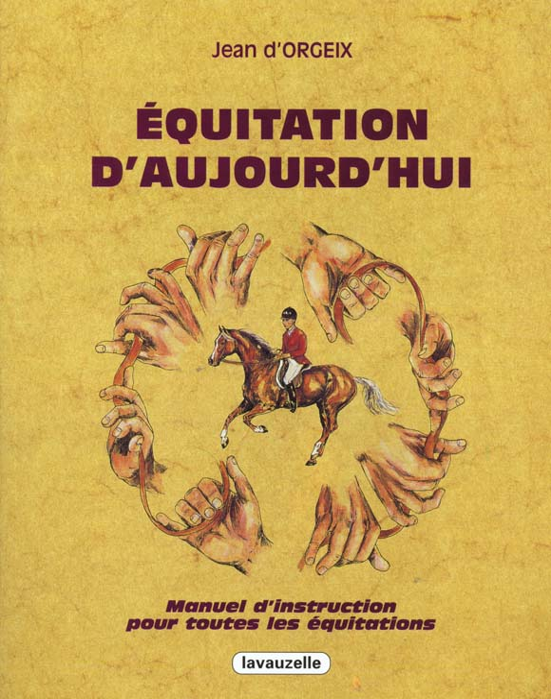 EQUITATION D'AUJOURD'HUI