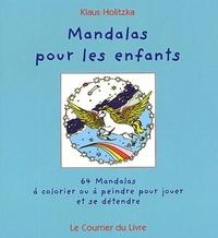 MANDALAS POUR LES ENFANTS