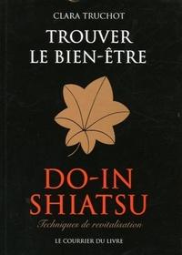 DO-IN SHIATSU - TROUVER LE BIEN-ETRE