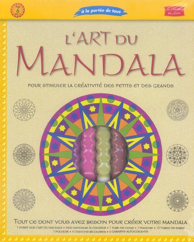 COFFRET L'ART DU MANDALA
