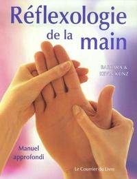 REFLEXOLOGIE DE LA MAIN