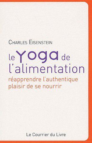 LE YOGA DE L'ALIMENTATION