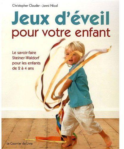 JEUX D'EVEIL POUR VOTRE ENFANT