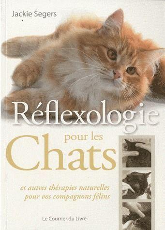 REFLEXOLOGIE POUR LES CHATS