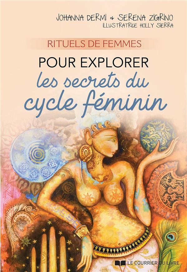 RITUELS DE FEMMES POUR EXPLORER LES SECRETS DU CYCLE FEMININ