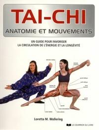 TAI CHI, ANATOMIE ET MOUVEMENTS