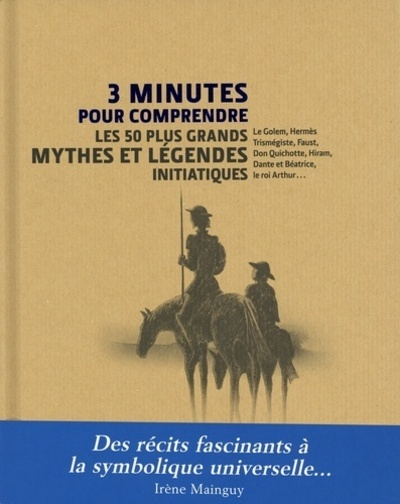 50 MYTHES ET LEGENDES INITIATIQUES