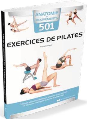 501 EXERCICES DE PILATES