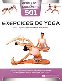 501 EXERCICES DE YOGA