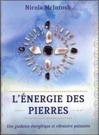 L'ENERGIE DES PIERRES (COFFRET)