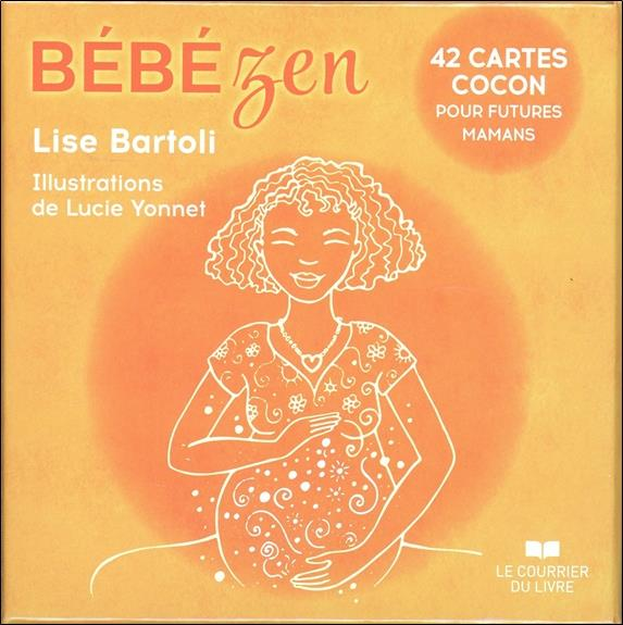 BEBE ZEN - 42 CARTES COCON (COFFRET)