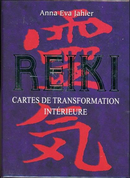 REIKI - CARTES DE TRANSFORMATION INTERIEURE