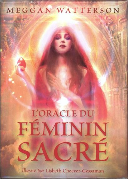 L'ORACLE DU FEMININ SACRE (COFFRET)