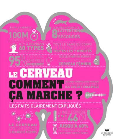 LE CERVEAU COMMENT CA MARCHE ? - LES FAITS CLAIREMENTS EXPLIQUES