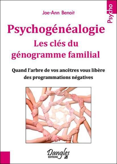 PSYCHOGENEALOGIE - LES CLES DU GENOGRAMME FAMILIAL