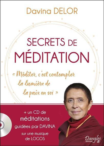 SECRETS DE MEDITATION - LIVRE + CD