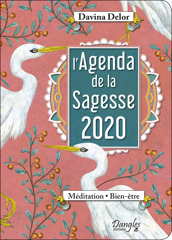 AGENDA DE LA SAGESSE 2020 - MEDITATION - BIEN-ETRE