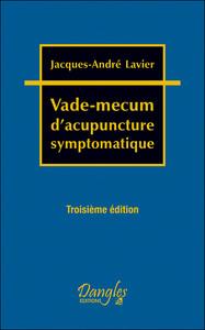 VADE-MECUM D'ACUPUNCTURE SYMPTOMATIQUE