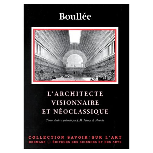 ETIENNE-LOUIS BOULLEE