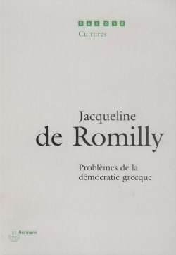 PROBLEMES DE LA DEMOCRATIE GRECQUE
