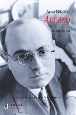 ADORNO - UNE INTRODUCTION