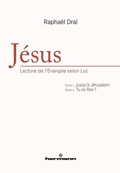JESUS - LECTURE DE L'EVANGILE SELON LUC (COFFRET)